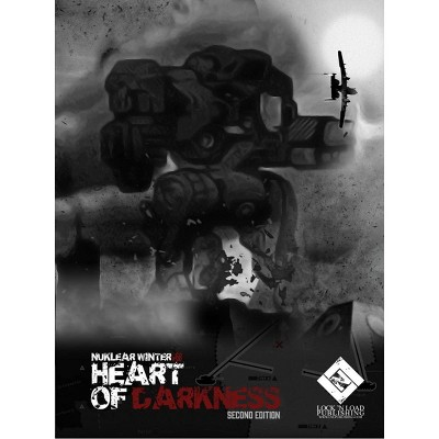 Nuklear Winter '68 - Heart of Darkness Expansion (Second Edition) Board Game