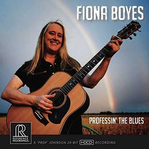 Fiona Boyes - Professin The Blues (CD) - image 1 of 1