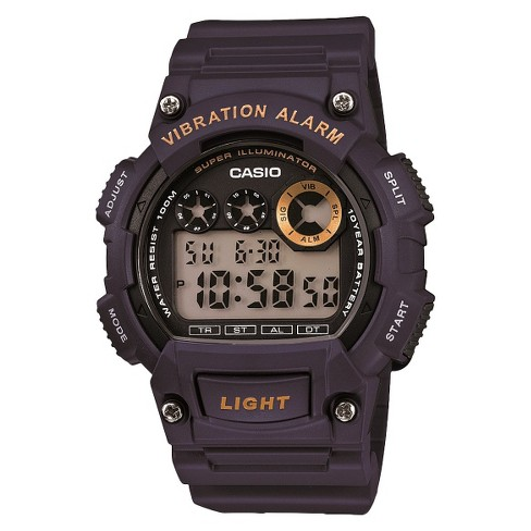Casio Men's Digital Strap Watch - Blue (W735H-2AVCF) - image 1 of 1