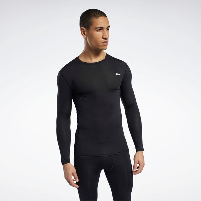 Reebok Workout Ready Compression Tee Mens Athletic T-Shirts