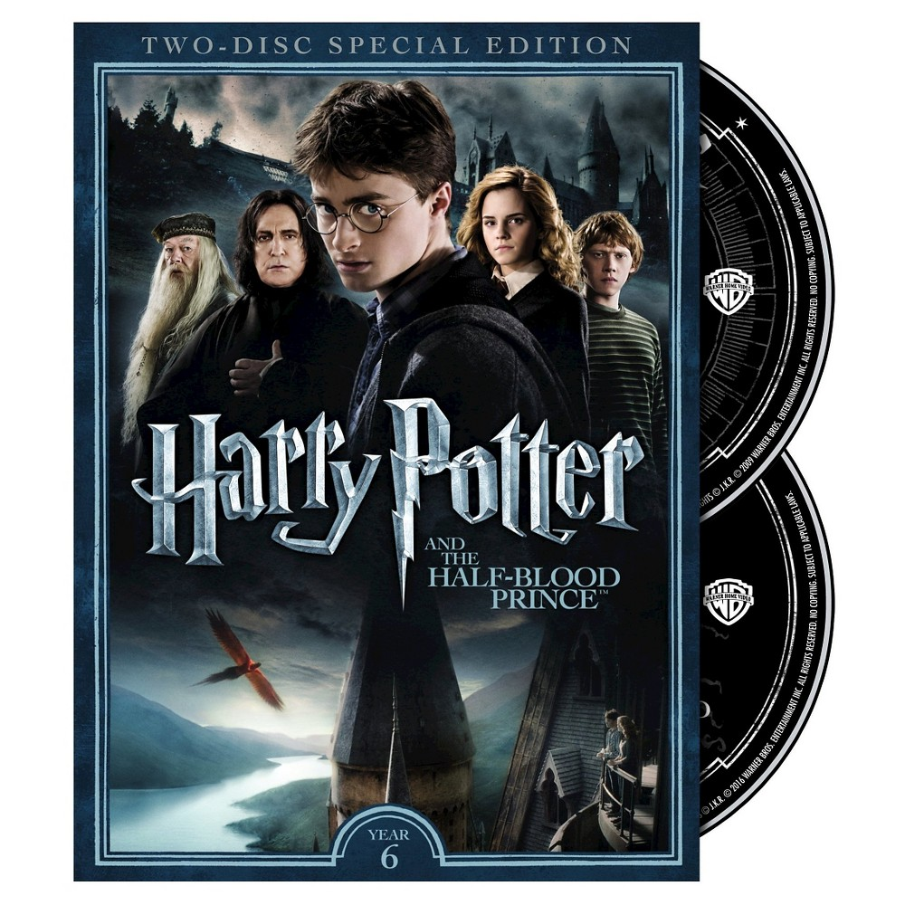 Harry Potter and the Half-Blood Prince (2-Disc Special Edition) (Dvd)