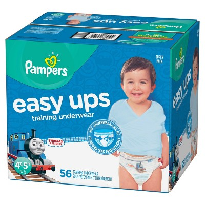 Pampers Easy Ups Boys' Training Pants Super Pack - (Select Size)