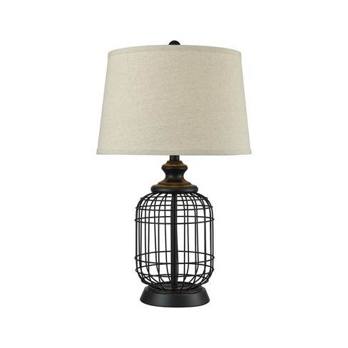 Chamberlin Table Lamp Bronze (Includes Energy Efficient Light Bulb) - Pomeroy - image 1 of 1