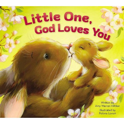 Little One, God Loves You Gift Set - by Amy Warren Hilliker (Mixed media product)