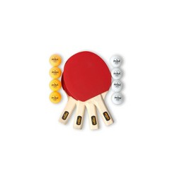 Joola Hit Table Tennis Set with Carrying Case