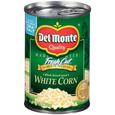 Del Monte White Corn 15.25oz