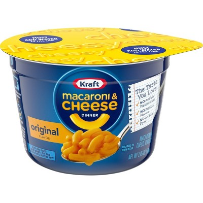 Kraft Easy Mac Original Flavor Macaroni & Cheese Dinner 2.05oz