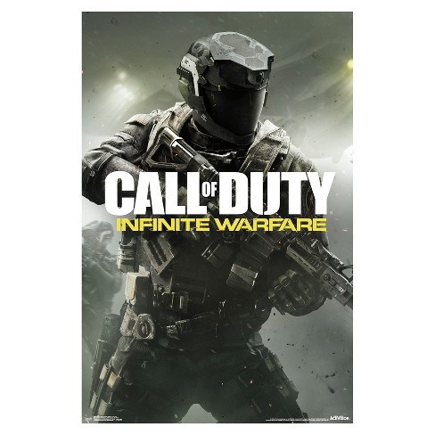 Call of Duty Infinite Warfare Key Art Poster 34x22 - Trends International - image 1 of 2