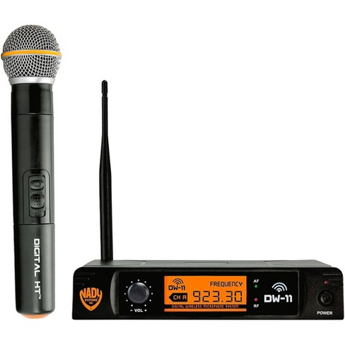 Nady DW-11 HT 24 bit Digital Handheld Wireless Microphone System - image 1 of 4