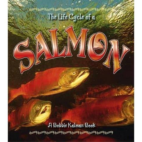 Salmon - (Life Cycle of A...(Paperback)) by  Bobbie Kalman & Rebecca Sjonger (Paperback) - image 1 of 1