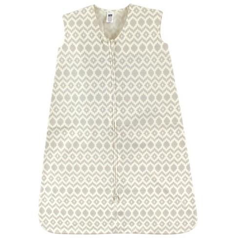 Hudson Baby Infant Cotton Sleeveless Wearable Sleeping Bag, Sack, Blanket, Aztec - image 1 of 1