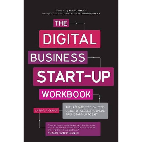 The Digital Business Start-Up Workbook - by  Cheryl Rickman (Paperback) - image 1 of 1
