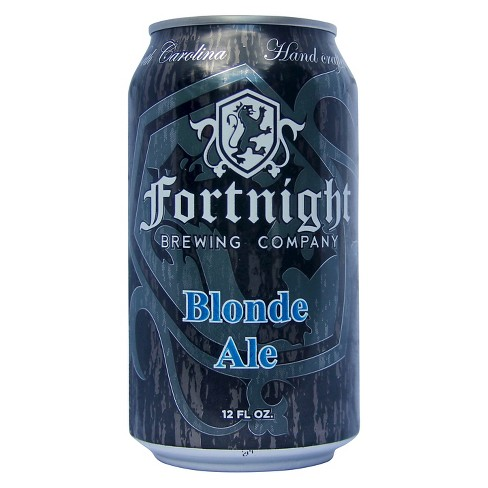 Fortnight® Blonde Ale - 6pk / 12oz Cans - image 1 of 2