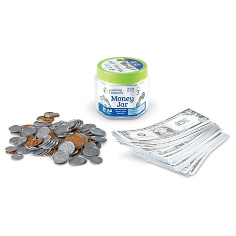 Learning Resources Money Jar - image 1 of 1