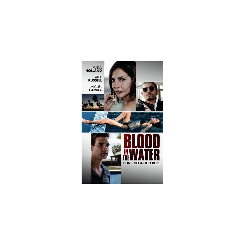 Blood In The Water (Dvd), Movies