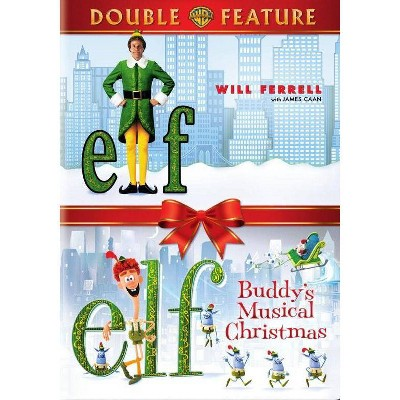 Elf: Buddy's Musical Christmas / Elf (DVD)(2015)