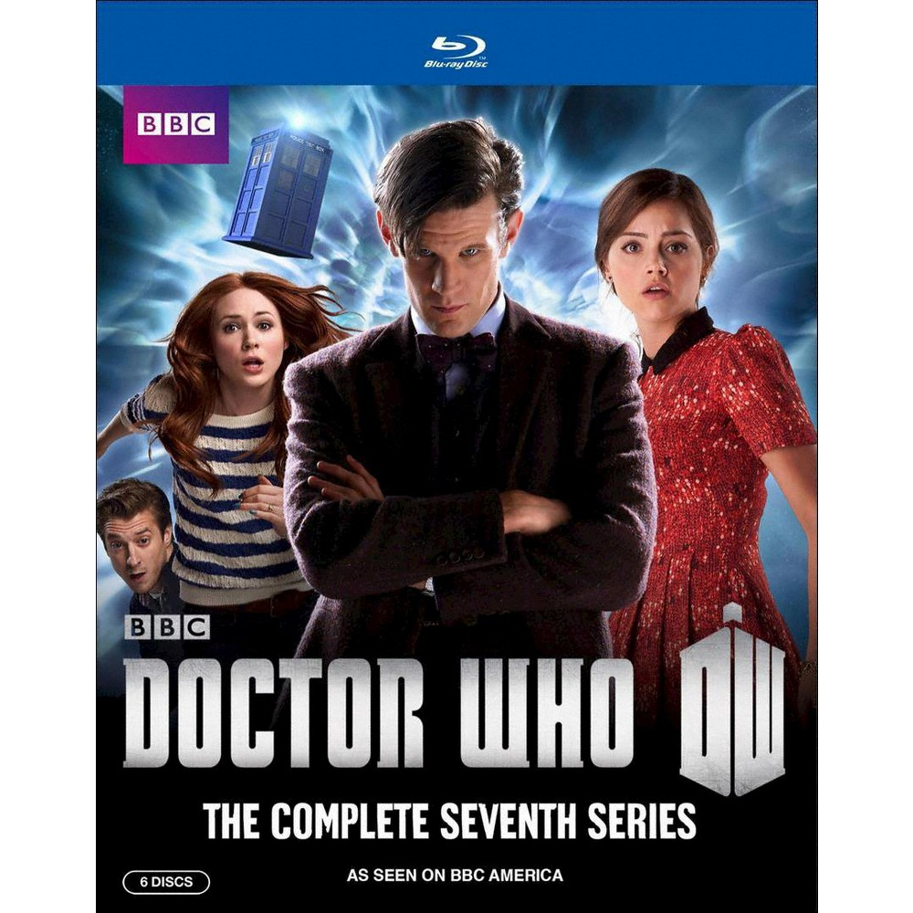 Doctor Who:Complete Seventh Series (Blu-ray)