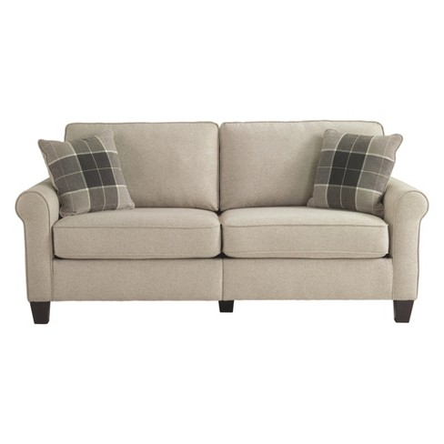 Lingen Sofa Fossil Brown Signature Design By Ashley Target