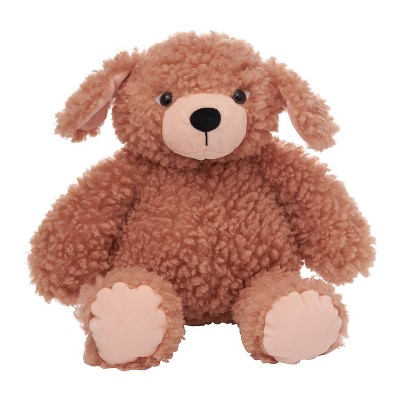 The Manhattan Toy Company Curly Q's - Stuffed Animal Golden Retriever