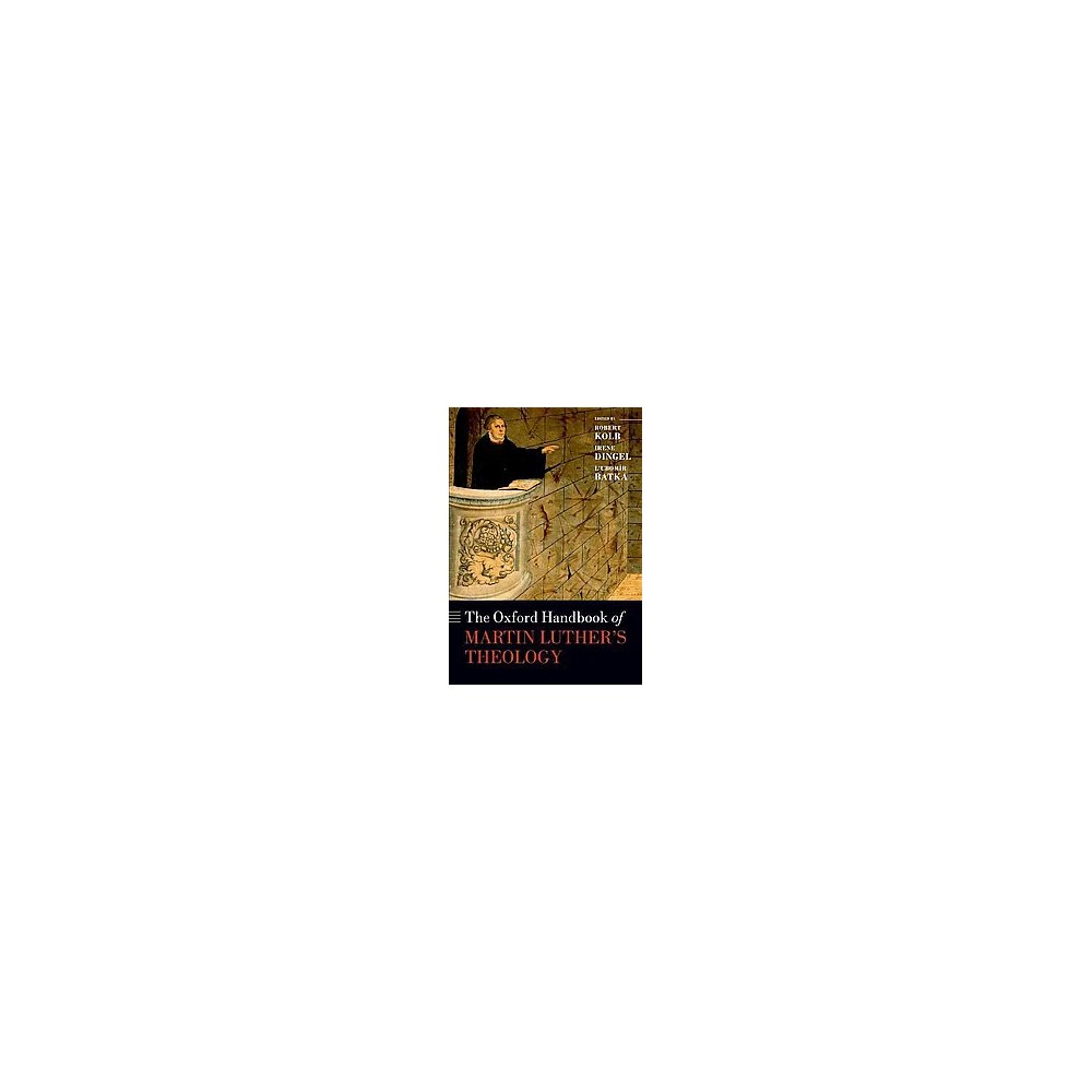 Oxford Handbook of Martin Luther's Theology (Reprint) (Paperback)