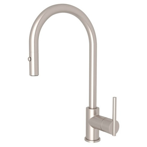 Rohl CY57L-2 Pirellone 1.8 GPM Single Hole Pull Down Kitchen Faucet