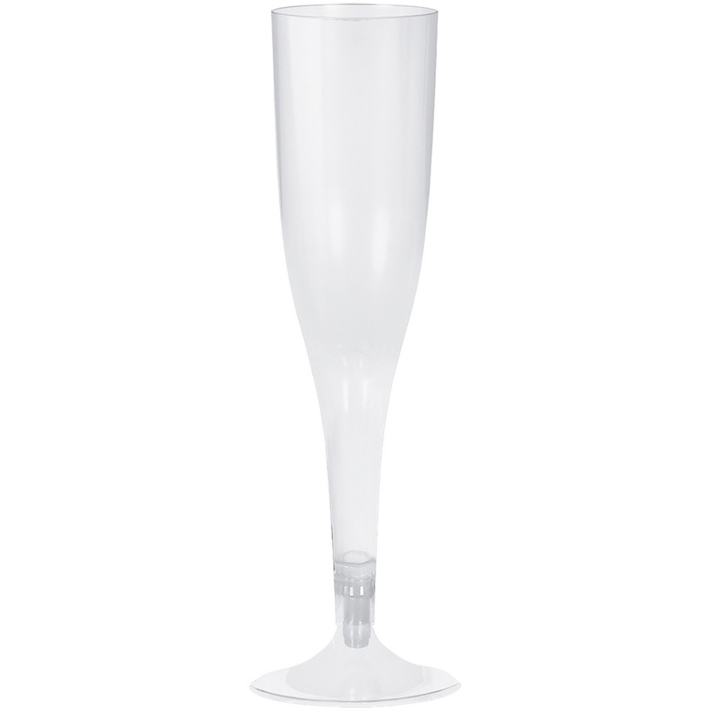 Image of 10ct Champagne Flutes - Spritz , Clear
