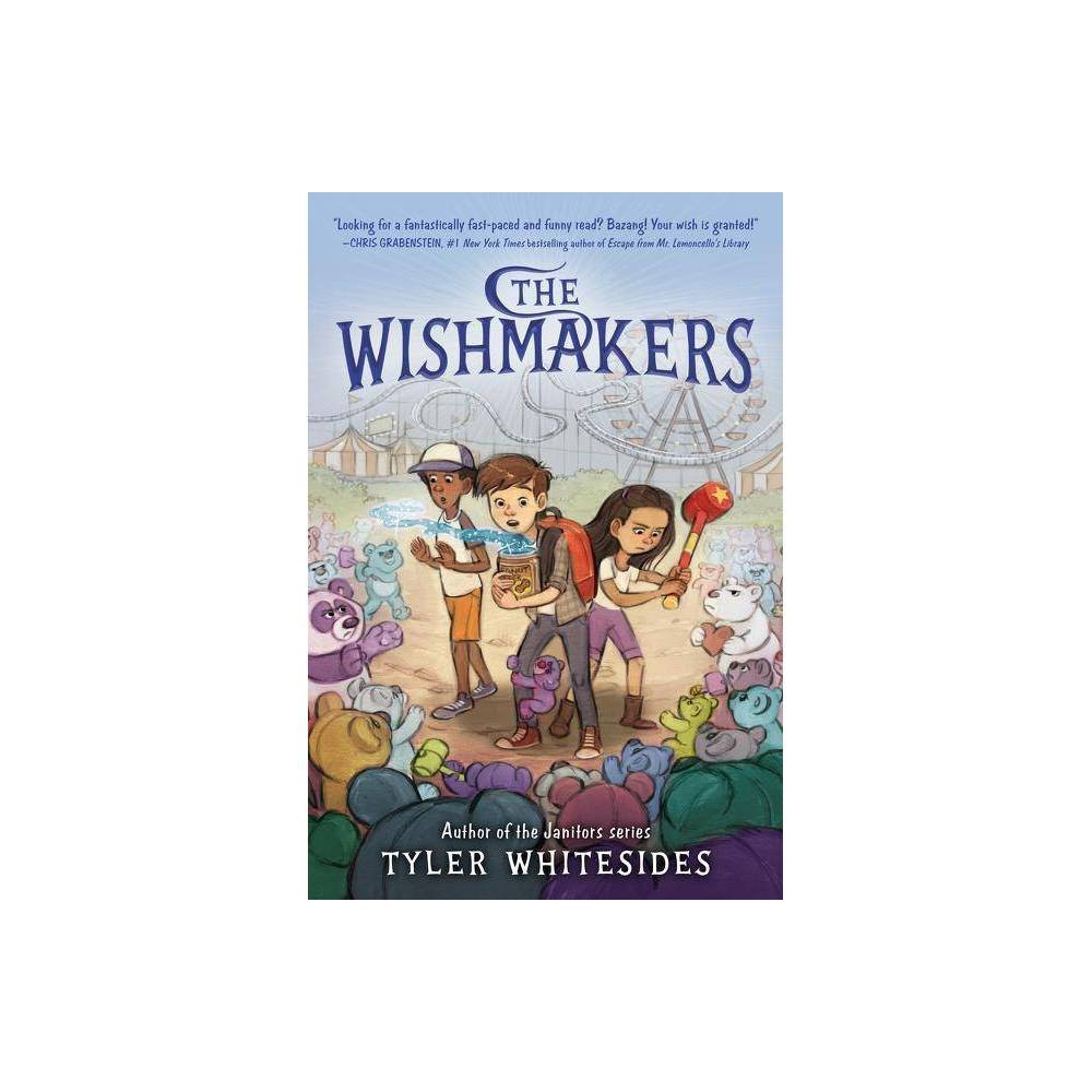 The Wishmakers By Tyler Whitesides Paperback