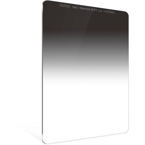 Haida Red-Diamond Soft-Edge Graduated ND 100x150mm Filter, 1.2/16x Density (4-Stops) - image 1 of 1