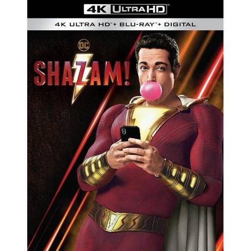 Shazam! (4K/UHD) - image 1 of 1