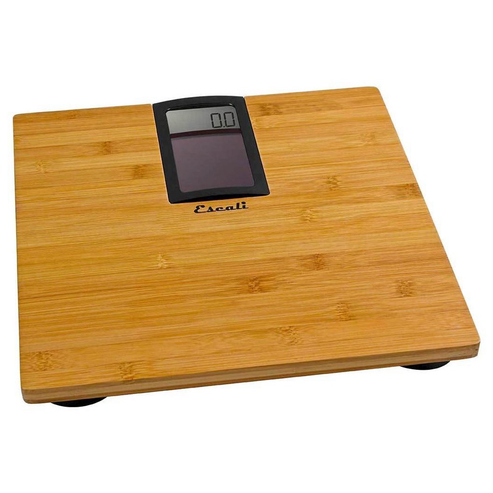 Bamboo Personal Scale - Escali, Clear
