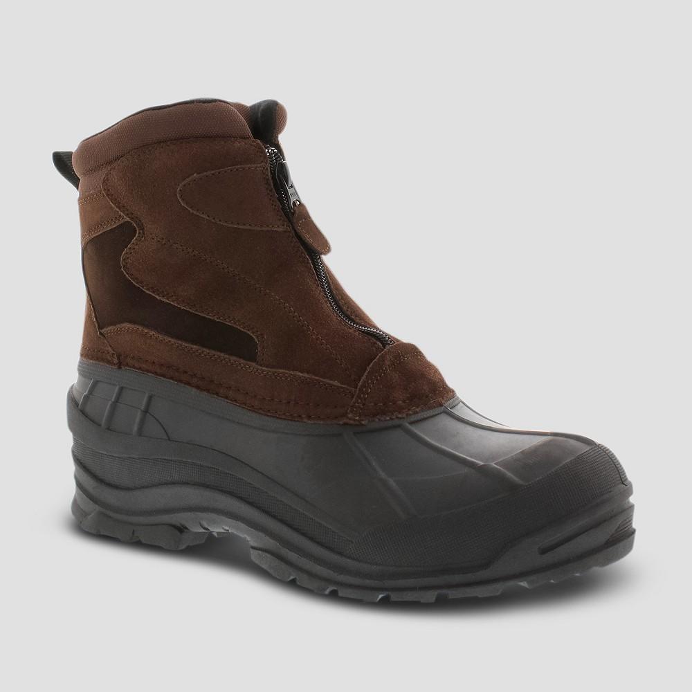 Winter Boots Itasca Traverse Brown 14, Men's