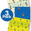 Educational Insights Kids' Face Masks 3-Pack Sneaky, Snacky Squirrel Set - image 2 of 4