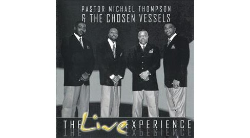 Michael Thompson - Live Experience (CD) - image 1 of 1