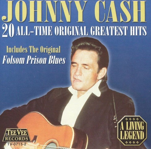 Johnny cash - 20 all-time original greatest hits (CD) - image 1 of 1