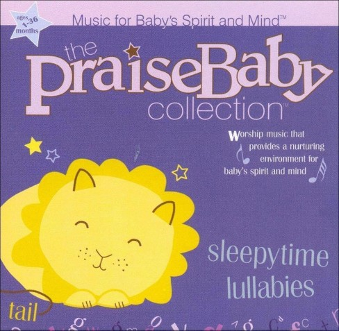 Various - Praise baby collection:Sleepytime lul (CD) - image 1 of 1