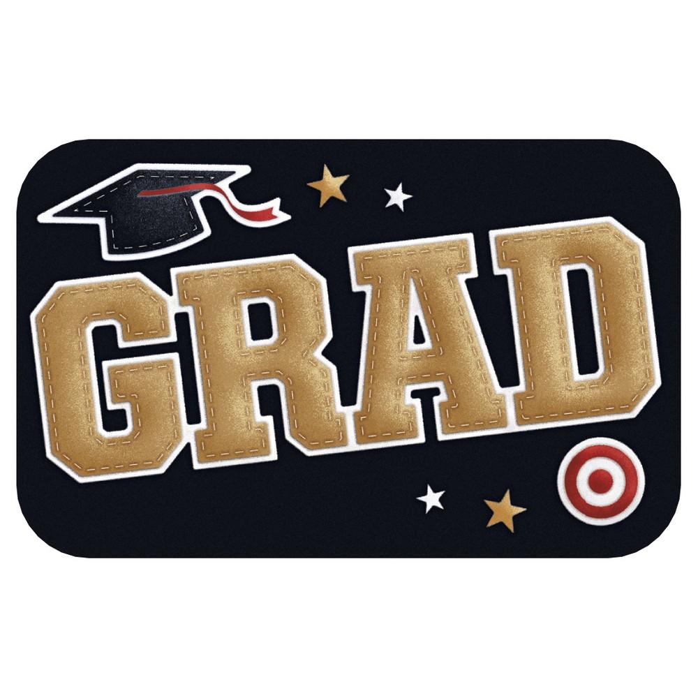 Grad Cap GiftCard $10, Target Giftcards