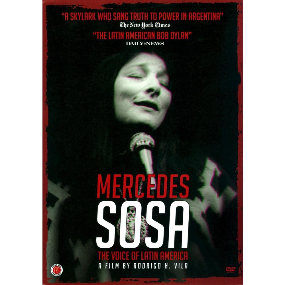 Mercedes Sosa:Voice Of Latin America (Dvd)