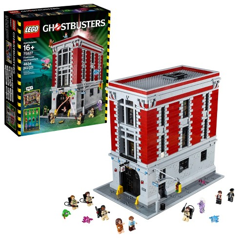 Lego Ghostbusters Firehouse Headquarters 75827 Target