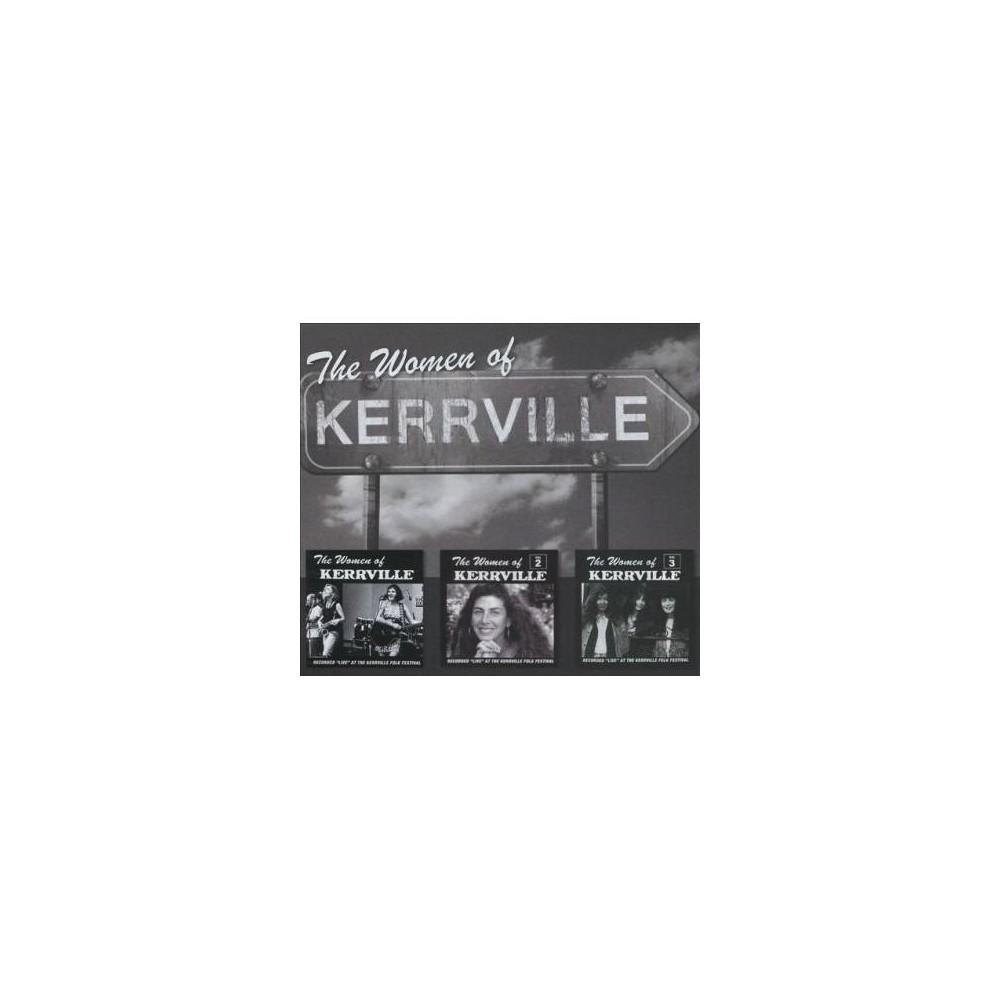 Various - Women Of Kerrville (CD)