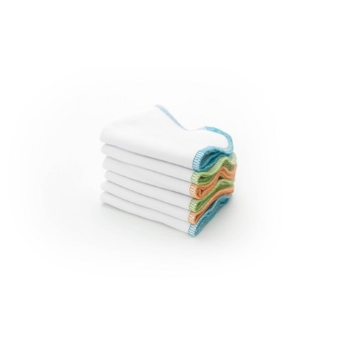 Thirsties Organic Cotton Wipes - 6ct - image 1 of 3