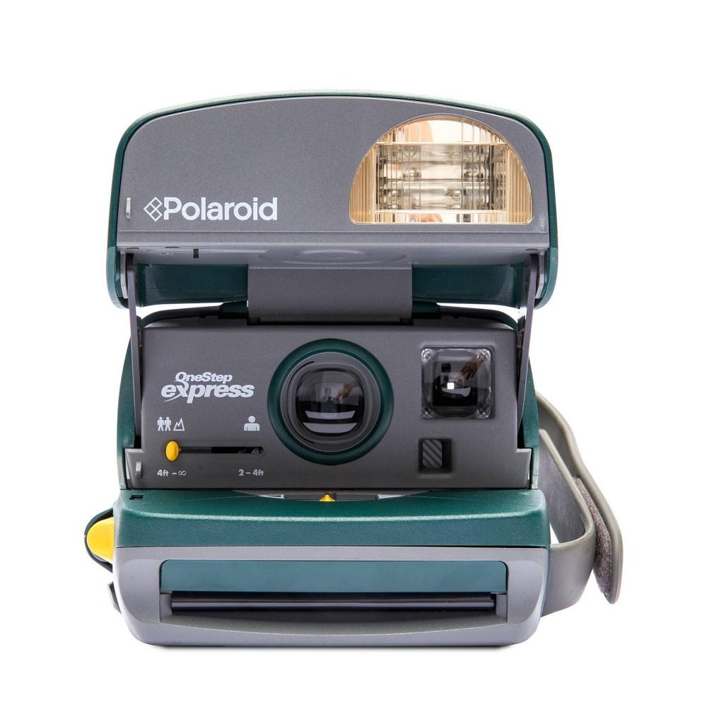 Polaroid 600 Camera - Express Green