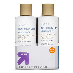 Makeup Remover - 5.5oz - 2pk - Up&Up™ (Compare to Neutrogena Oil-