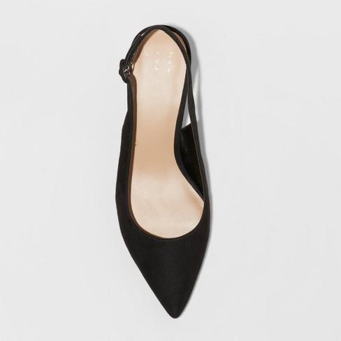198ad785f45 Women's Meghan Kitten Heel Pumps - A New Day™