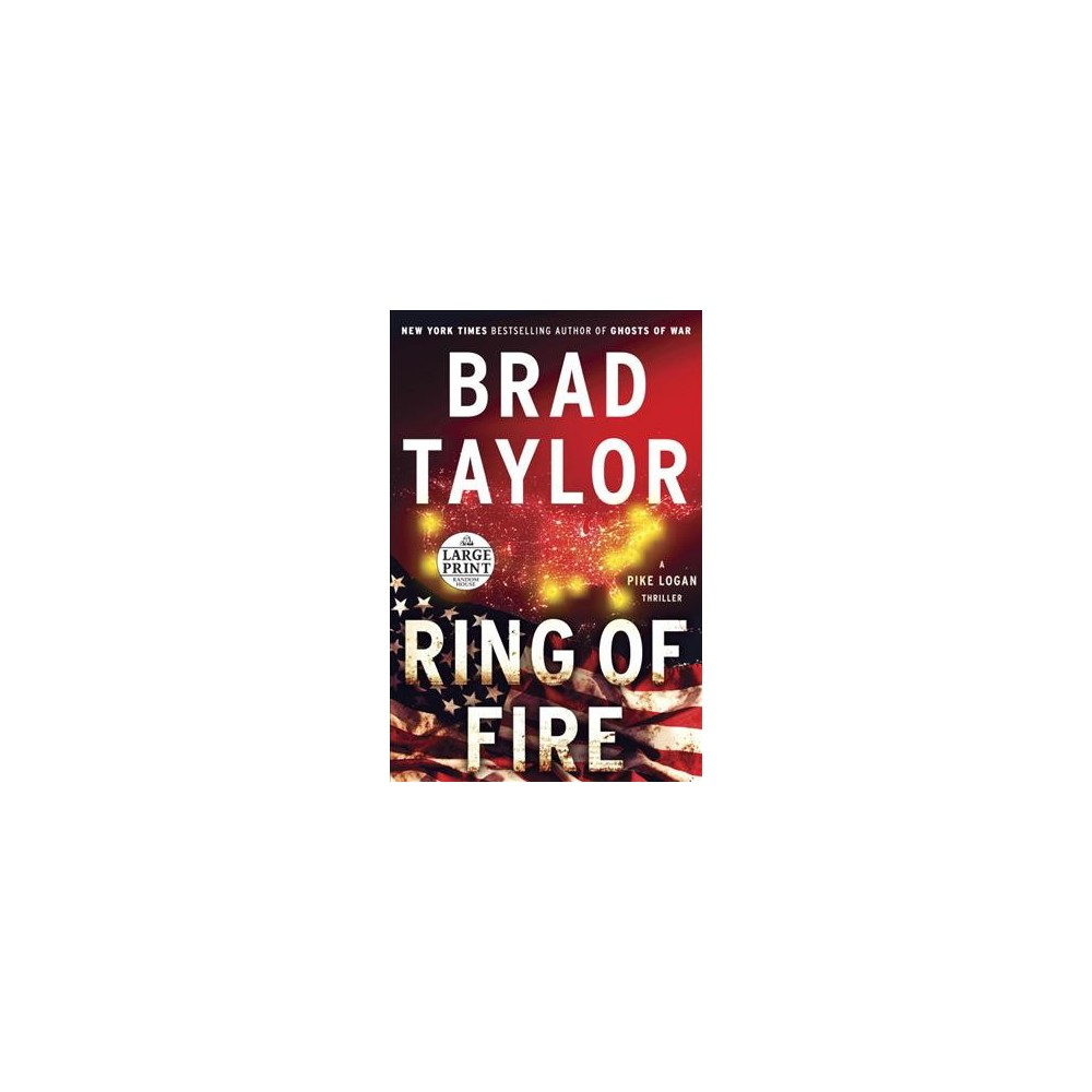 Ring of Fire (Paperback) (Brad Taylor)