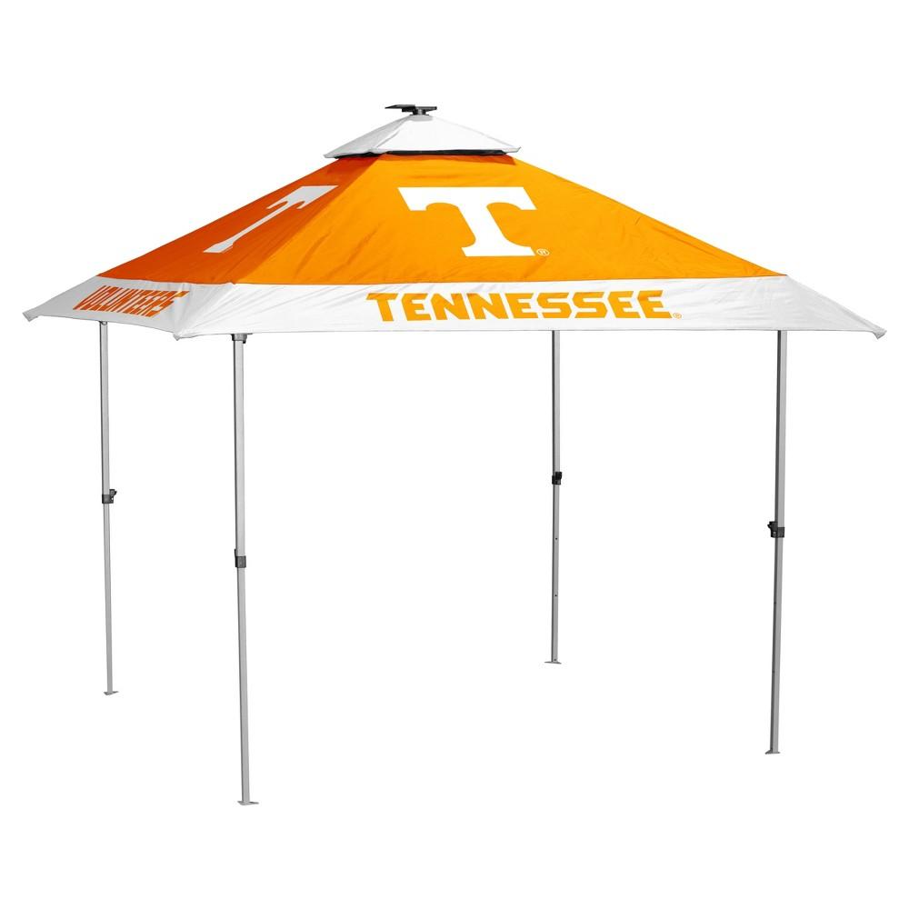 NCAA Tennessee Volunteers Logo Brands Pagoda 10x10 Canopy Tent