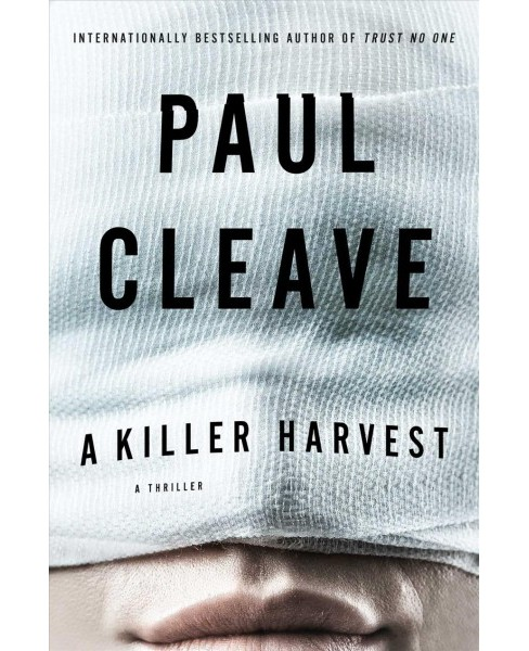 Killer Harvest -  by Paul Cleave (Hardcover) - image 1 of 1