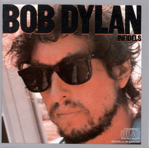 Bob dylan - Infidels (CD) - image 1 of 1