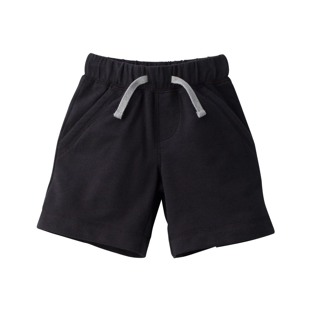 Gerber Graduates Baby Boys' Shorts - Black 3T
