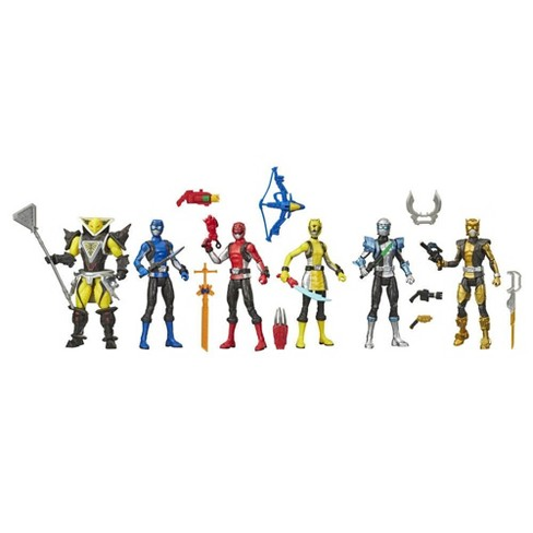 power rangers beast morphers six action figure multipack of power rangers and villain action figure toys with target power rangers beast morphers six action figure multipack of power rangers and villain action figure toys with