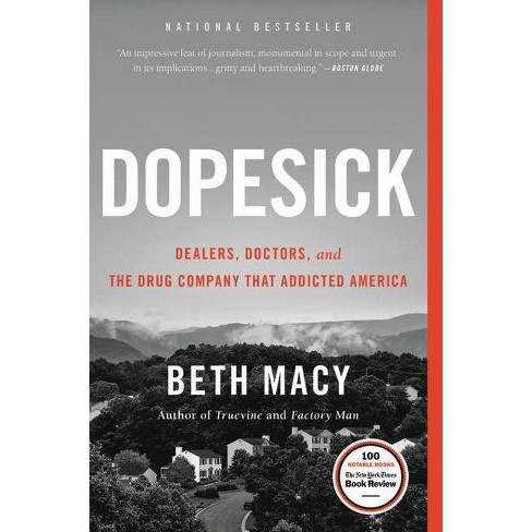 Dopesick - by  Beth Macy (Paperback) - image 1 of 1